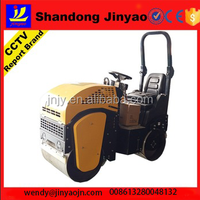 road roller with radiator and oil cooler, full hydraulic road roller on selling, road roller with big pump