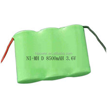nickel mteal hydyride ni-mh rechargeable battery aaa 4.8v 700mah for RC car