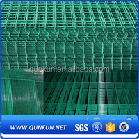 2016 new metal products PVC Coated Welded Wire Mesh Sheet