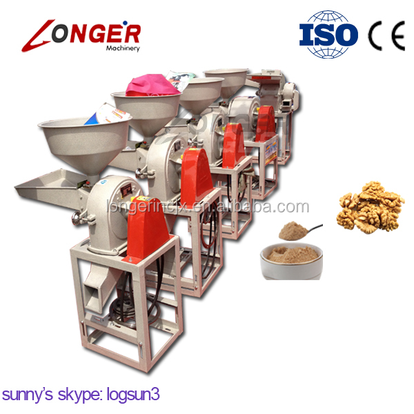 Small Corn Mill Grinder for Sale|Barley Rice Powder Grinder|Crusher for Corn