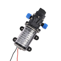 New DC 12 volt high pressure energy conservation small water pump with Automatic Switch