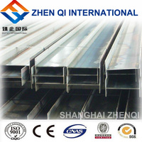 Structural H beam/ Prime hot rolled H-beam/ SS400 H Beam Steel