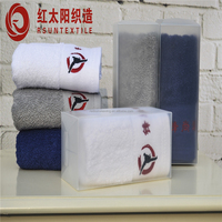 Personalized 100% Cotton Embroidered Ultra Sweat Dobby Sport Towel