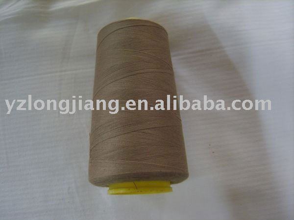 high breaking strenght polyester sewing thread