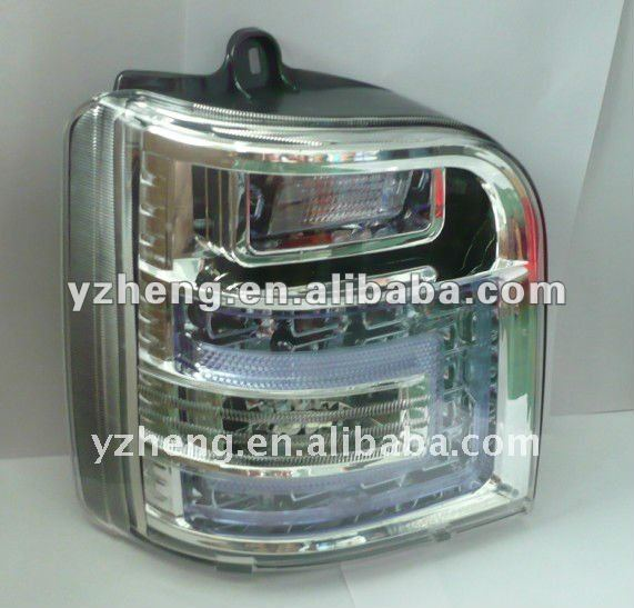 12v voltage tuning Led tail light for Perodua Kancil