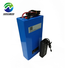Custom 13S 18650 Lipo Li Ion E-Bike 48V 25Ah Li-Ion Electric E Bike Lithium Battery