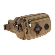 Outdoor gym exercise travel sports waist bag pouch, fancy multipurpose multi buckle pocket bum chest hip money belt fanny pack