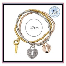 FACTORY PRICE heart china bracelet accessories for women
