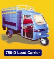 Vikram 750D Load Carrier TRICYCLE