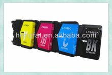 Compatible ink cartridge LC39 LC985 LC975 for Brother DCP-I125/J315/J515W/MFC-J265W/J410/J415W/J220