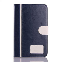 Ultra slim tablet leather case for Lenovo A3300 A7-30,for lenovo a3300 case