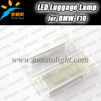 New arrive led luggage light 12V DC car led auto interior light for BMW F10 led luggage compartment lamp