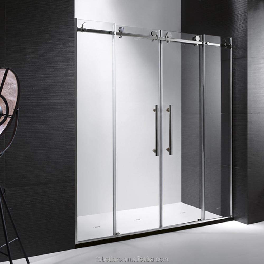 8mm Tempered Glass Sliding Shower Doors Extension Buy Extension