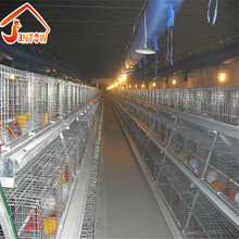 Warehouse In Nigeria Uganda Bangladesh Q235 Steel Antirust Chicken Layer Cage Large Animal Laying Cages For Sale