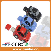 three color any capacity available car usb flash disk