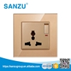 High Quality Toughened Glass Panel Switch
