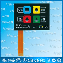 IP67 waterproof FPC membrane switch manufacturer