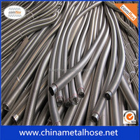 stainless steel flexible convoluted hose coil for solar heater exchanger