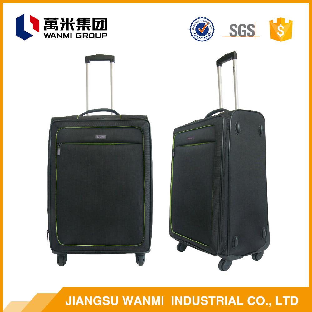 Various styles of beautiful best trolley luggage plastic mini suitcase