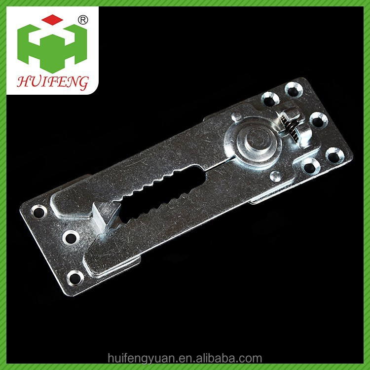 Furniture fittingsmetal sofa connector hf002a buy for Sectional sofa connectors metal