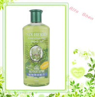 Natural healthy plant essential oil for body wash