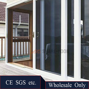 lowes french frame aluminium bullet proof security sliding unbreakable tempered glass door philippines price and design exterior