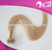 Best Selling 1g Strand Cheap Remy Brazilian Blonde Color Micro Loop Hair Extensions