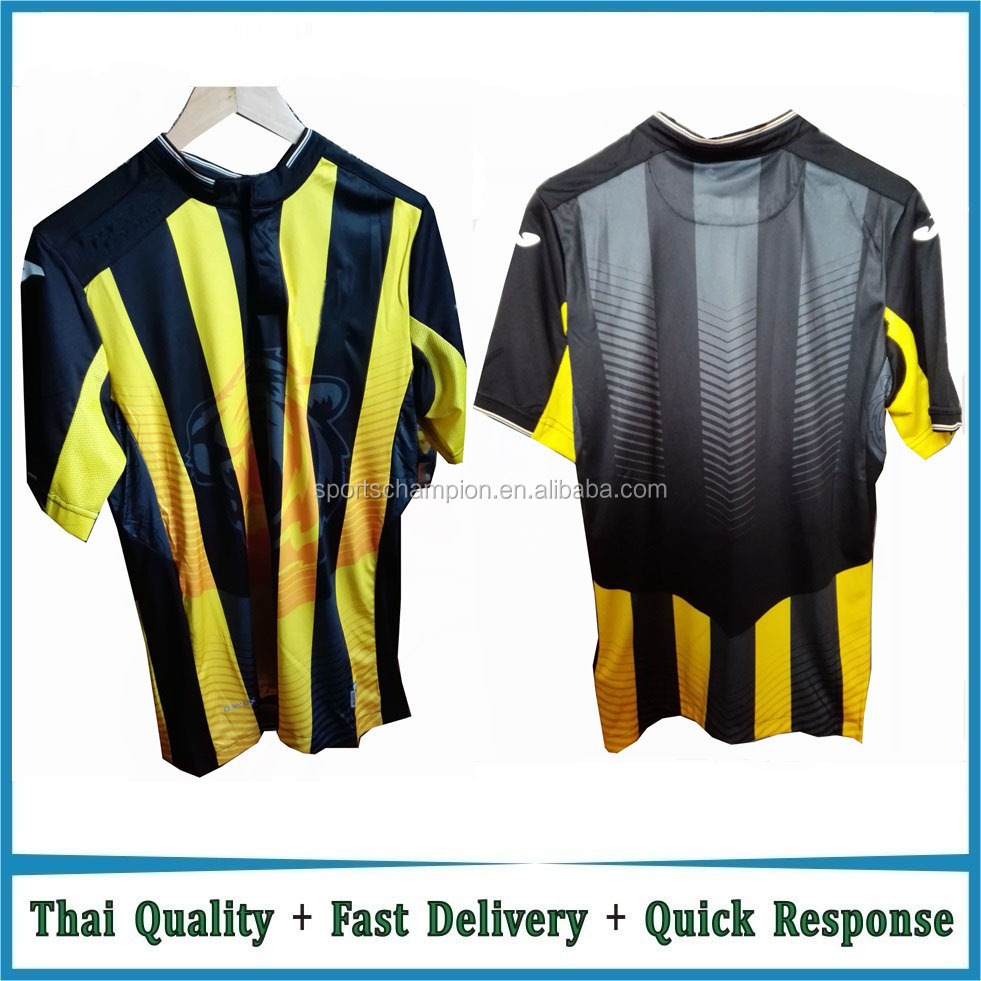 2016 thailand grade original quality football club wholesale soccer jerseys
