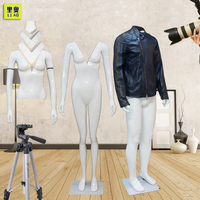 2017 New arrival full body Invisibility Ghost Mannequin for photographer male & female mannequin