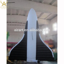 giant Space Shuttle inflatable replicate