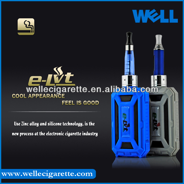2014 Crazy ecigs Water proof + Durable anti-fall + Anti-pressure Newest manufacture mechanical mod e lvt KIT