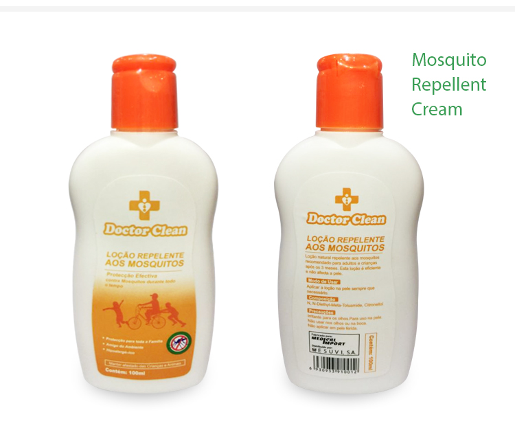 Dr.Protector Mosquito Repellent Cream/Lotion/Spray/Roll on