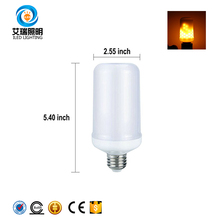 LED Flame Flickering Effect Fire Light Bulb flickering outdoor lights for flickering outdoor lanterns