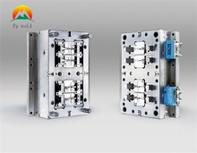Plastic Extrusion Mould metal soft plastic injection mold