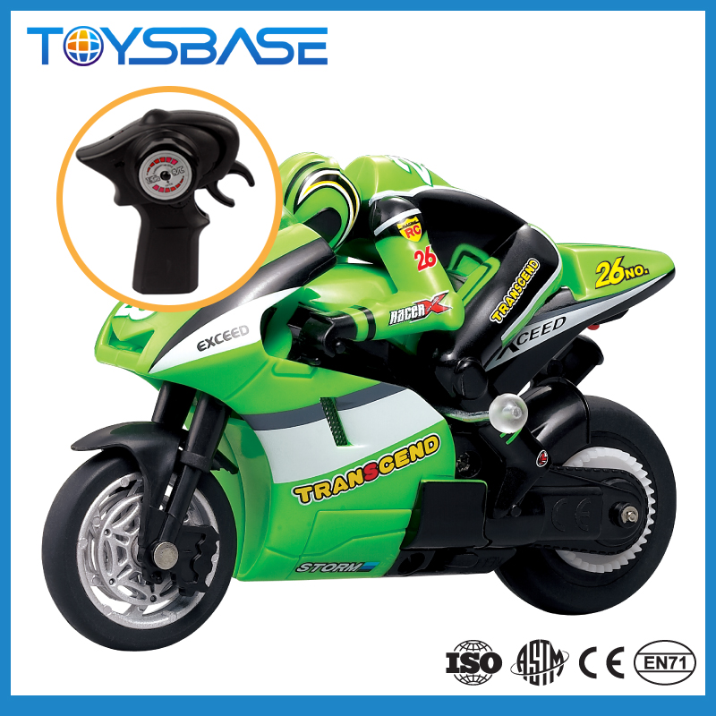 Hot Selling China Wholesale 1:20 Remote Control Ride on Battery Motorcycle ,Toy Motor