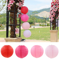 Decorative Lantern Round Paper Lanterns Hanging