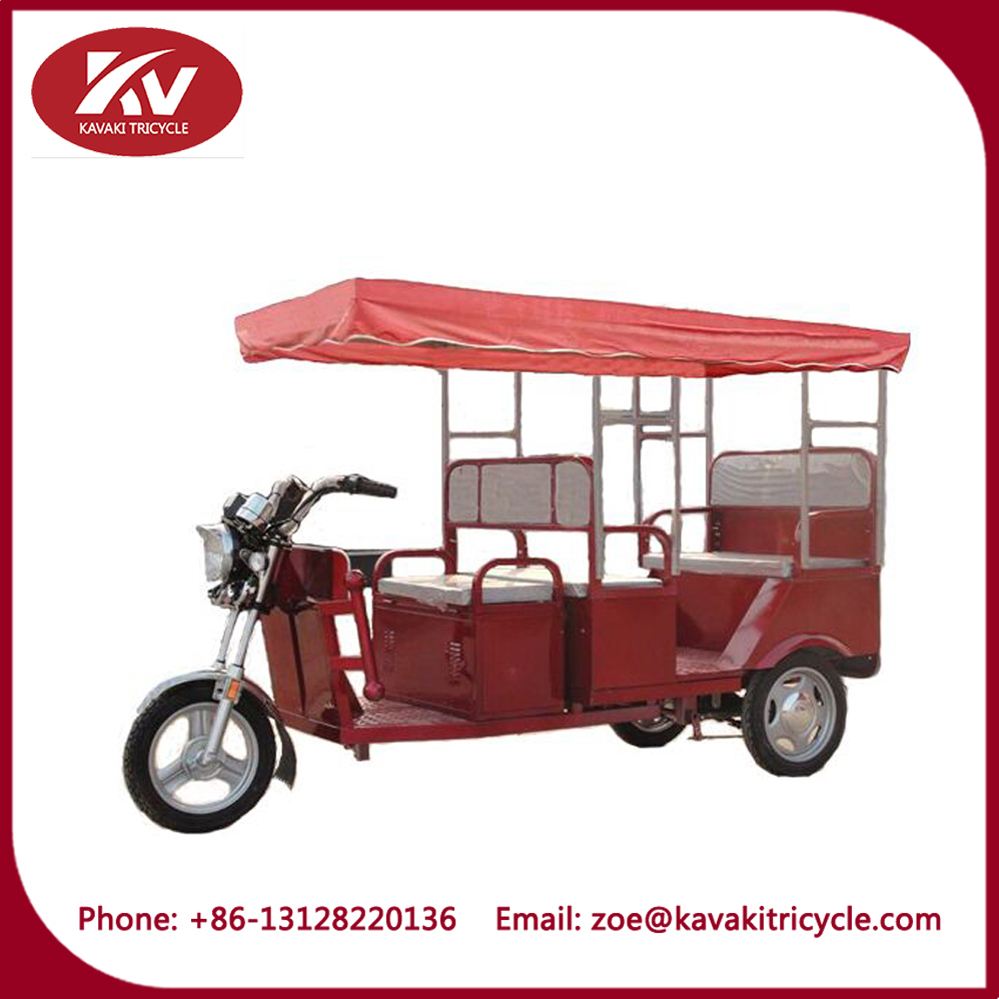solar electric tricycle