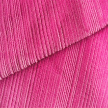 100 cotton materials solid dyed corduroy cloth fabric