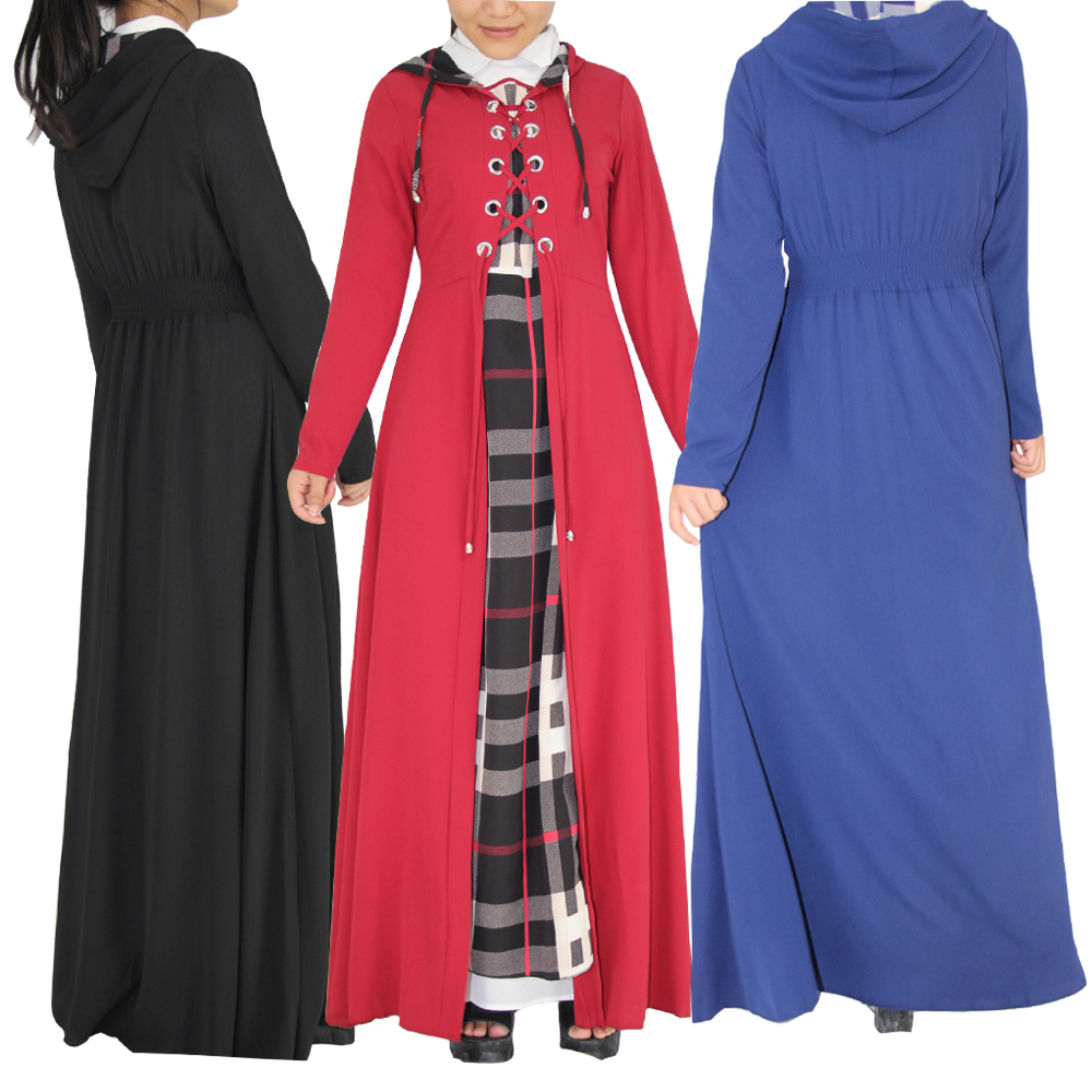 Fashion latest design muslim long skirts for sale