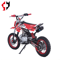 125cc pitbike EPA mini moto cheap china motorcycles