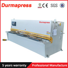 metal cutting machine plate sheet sheering machine electrical guillotine shear for EC&ISO