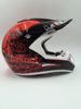 HD ECE dirtbike helmet /off road helmet/ATV helmet HD-802