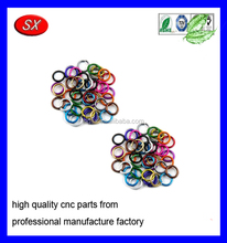 jump ring,anodized aluminum colored jump rings