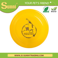 Wholesale dog frisbee flying disc for dogs with a good quality