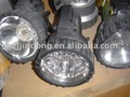super 12000cd led rechargeable spot light