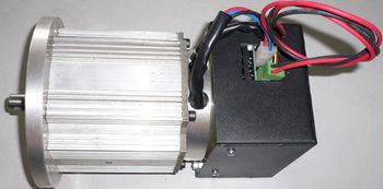 Brushless DC motor