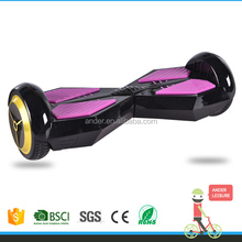 New style JJ-12 350W samsung /LG battery 170mm remote control motion board scooter