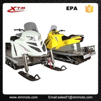 Hot Mid-Size Chinese Snowmobile