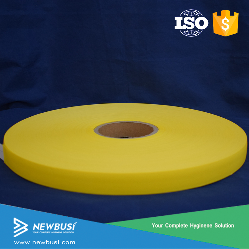 Sanitary Napkins Packing Tape,Easy Tape With Customerized Color For Sanitary Napkin