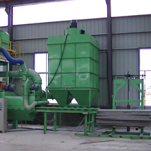 Super quality mobile shot blasting equipment for sale